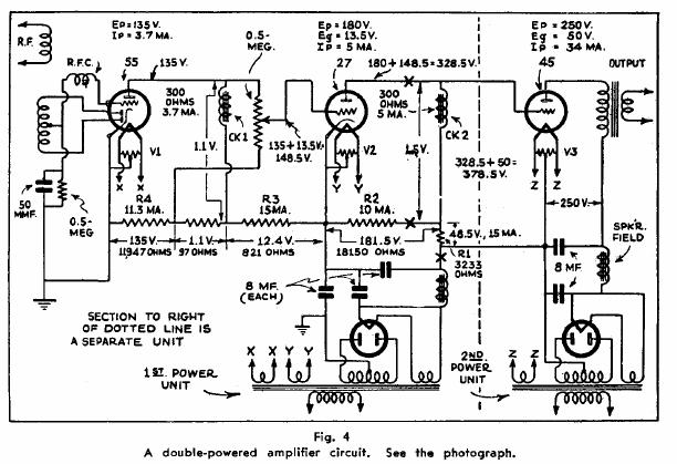 amplificador de loftin white