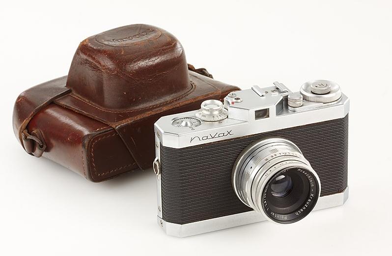 Replica Emmermann Photographieren mit der Leica von C